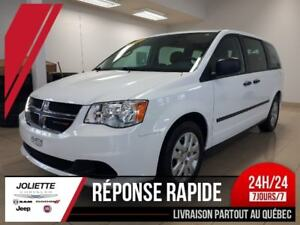 2014 Dodge Grand Caravan SE, 7 PASSAGER, AIR CLIM, GR ÉLECTRIQUE