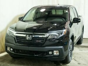 2018 Honda Ridgeline Sport All-wheel Drive Crew Cab 125.2 in. WB