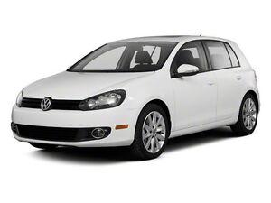 2012 Volkswagen Golf - $9/Day