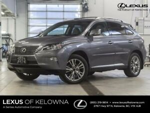 2013 Lexus RX 350 Ultra Premium 1 w/Mark Levinson Audio