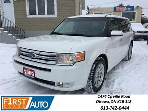 2009 Ford Flex SEL - 7 Passenger - NO ACCIDENT! - Family SUV!
