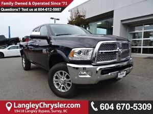2017 RAM 3500 *ACCIDENT FREE*ONE OWNER*LOCAL BC TRUCK*