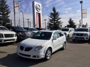 2005 Pontiac Vibe POWER SUNROOF! AUTOMATIC! AIR CONDITIONING!