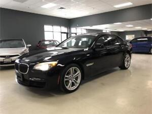 2012 BMW 7 Series 750i xDrive*M-SPORT*NAV*NIGHT VISION*LOW KM*