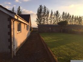 3 bedroomed Bungalow near St.Boswells