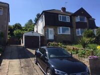 SEMI-DETACHED HOUSE TO RENT - WORKING PEOPLE ONLY - PERFECT FOR FAMILIES - LARGE REAR GARDEN -
