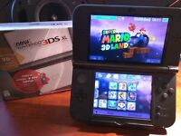 NEW Nintendo 3DS Black - Firmware 9.2U, Emunand 10.5 CFW
