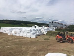 Wrapped Hay and Silage
