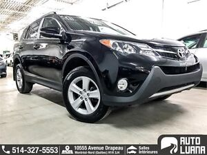 2013 Toyota RAV4 XLE MAGS/TOIT/SIEGES CHAUF./BT/CAM/COMME NEUF