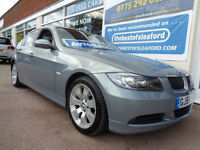 BMW 325 2.5 auto 2005 i SE £5240 Added Extras Full S/H Low Miles 77k P/X