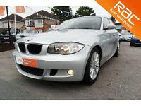 BMW 118 2.0TD 2009MY d M Sport