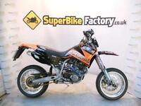 2004 54 KTM SUPERMOTO 660 SM