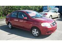 2009 Chevrolet Aveo LS 97000 kilos