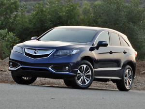 Looking to buy a 2015 to 2017 MDX or RDX