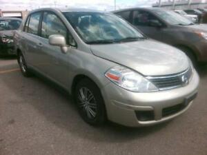 2007 NISSAN VERSA S *MANUAL,NO ACCIDENTS,ONLY 151,000KM!!!*