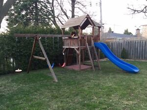 Strutures de jeux / Outdoor play set