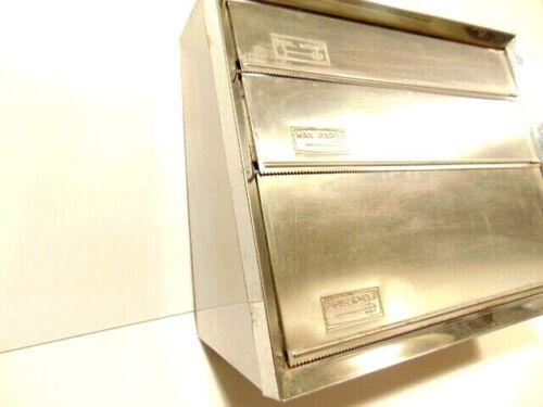 Vintage Kramer-Maid paper towel, foil and wax paper cannister / dispenser