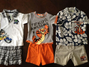 Boys Size 24 months Spring/Summer Lot