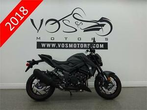 2018 Suzuki GSX S750- Stock #V2602- No Payments for 1 Year**