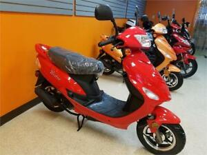 GAS SCOOTER/MOPED  49/50cc Bistro-for $2395!!!