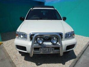 2002 Nissan Pathfinder TI (4x4) White 4 Speed Automatic Wagon Christies Beach Morphett Vale Area Preview