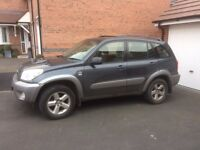 3 Day sale as a pre trade in opportunity. Well used reliable Rav4 diesel.