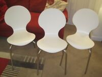 "Brand New ""Julian Bowen"" Esmerelda Dining Chairs"