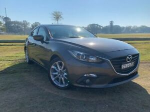 2014 Mazda 3 BM5438 SP25 SKYACTIV-Drive Bronze 6 Speed Sports Automatic Hatchback South Grafton Clarence Valley Preview