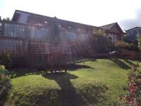 Luxury Hamell Tarragon wooden clad holiday lodge for sale at St Audries Bay Holiday Park, Somerset