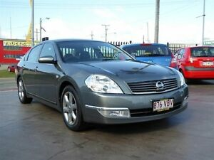 2008 Nissan Maxima J31 MY06 TI Grey 6 Speed CVT Auto Sequential Sedan Strathpine Pine Rivers Area Preview
