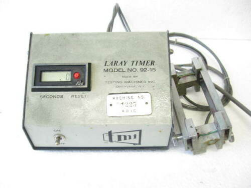 TMI Laray 92-15 Falling Rod Viscometer Timer - TIMER ONLY