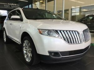 2012 Lincoln MKX LIMITED EDITION, NAVI, AWD, ACCIDENT FREE