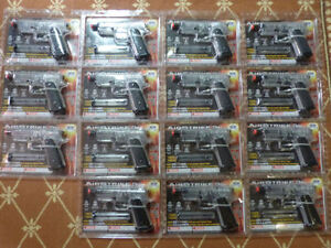 14 **BRAND NEW AIR ***SOFT PISTOLS UNWRAPPED***ONLY $20/each