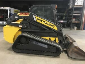 New Holland C232 Track Loader