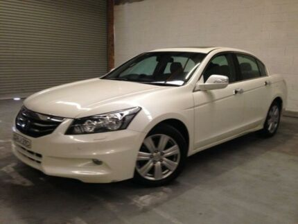 2013 Honda Accord White Automatic Sedan West Gosford Gosford Area Preview