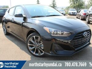 "2019 Hyundai Veloster GL MANUAL: HEATED SEATS AND STEERING/7"" S"