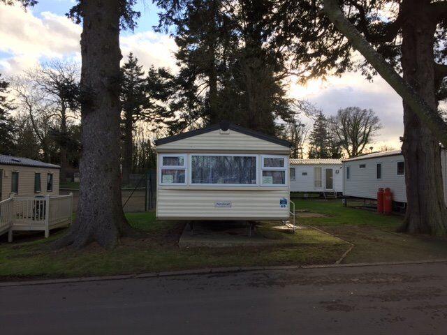 Caravan For Rent At Haggerston Castle 4 Bedroom Sleeps 10