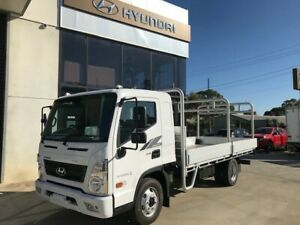 2021 Hyundai EX6 Mighty Super Cab Tray Top Pooraka Salisbury Area Preview