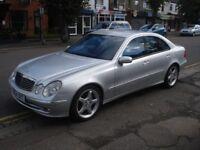 Mercedes Benz E CLASS, 3.2 E320 CDI Avantgarde 4dr, Long MOT, FSH, Full leather