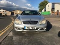 MERCEDES BENZ C CLASS C200 CDI DIESEL 2.1L SPARES AND REPAIRS