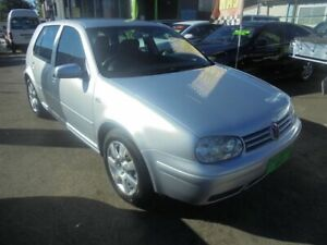 2003 Volkswagen Golf 2.0 Sport Silver 4 Speed Automatic Hatchback Punchbowl Canterbury Area Preview