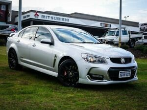 2016 Holden Commodore VF II MY16 SS V Redline Silver 6 Speed Sports Automatic Sedan Wangara Wanneroo Area Preview