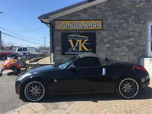 350 Z LIMITED EDITION CONVERTIBLE FINANCEMENT 100%