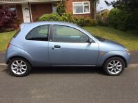Low mileage ka 1.2 Zetec Climate only 29,207 miles full dealer service history for sale