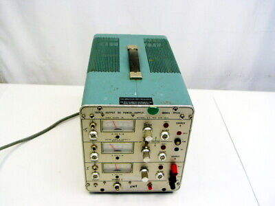 Power Designs Tp330 Triple Output Dc Power Supply