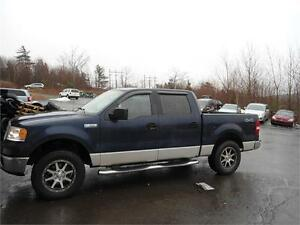 ONE OWNER 2006 Ford F-150 XLT,CREW CAB!!!! DVD, 4X4, NEW PLUGS