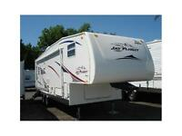 Jayco 5th wheel... BAD CREDIT FINANCING AVAILABLE !!!!