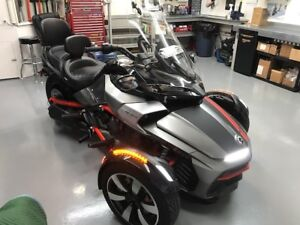 2015 Can Am F3-S Immaculate