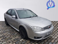FORD MONDEO 3.0 V6 ST220 5dr (silver) 2006