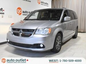 2016 Dodge Grand Caravan SXT Premium Plus, Leather, Rear Climate